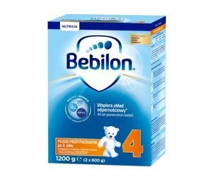 Bebilon Junior 4 z Pronutra+ prosz. 1200g