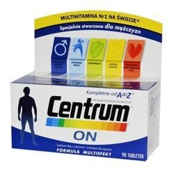 Centrum ON tabl. 90 tabl.