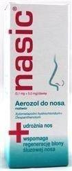 Nasic aerozol do nosa 10ml