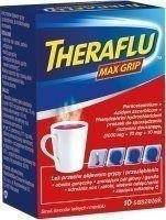 Theraflu MaxGrip 10sasz.