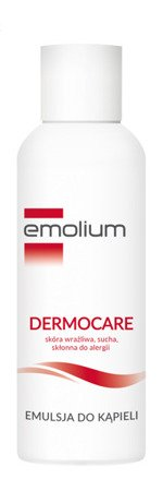 EMOLIUM Dermocare Emulsja do kąpieli 200 ml