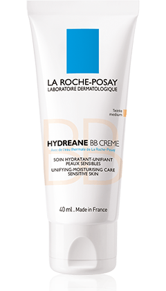 LA ROCHE-POSAY HYDREANE BB MEDIUM Krem 40ml